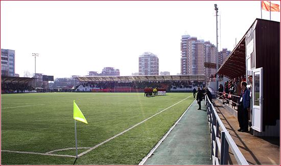 Novye Khimki Stadium
