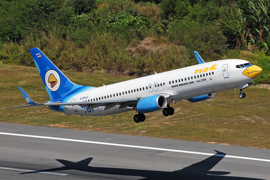 Airline Nok Air (Nok Air). Official sayt.2