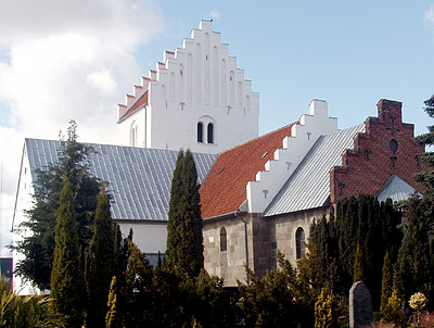 How to get to Odder Kirke with public transit - About the place