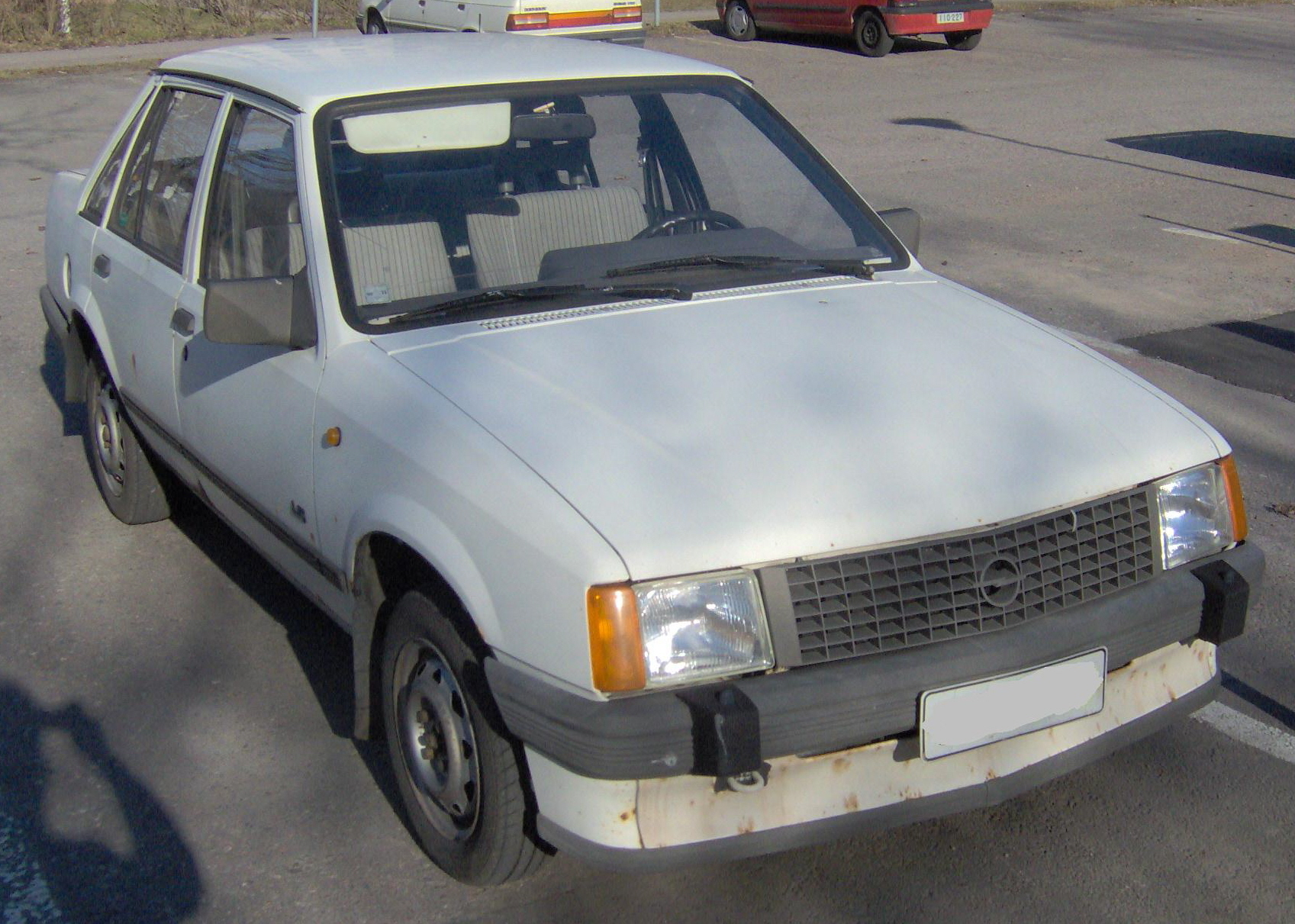 File Opel Corsa 1987 Jpg Wikimedia Commons