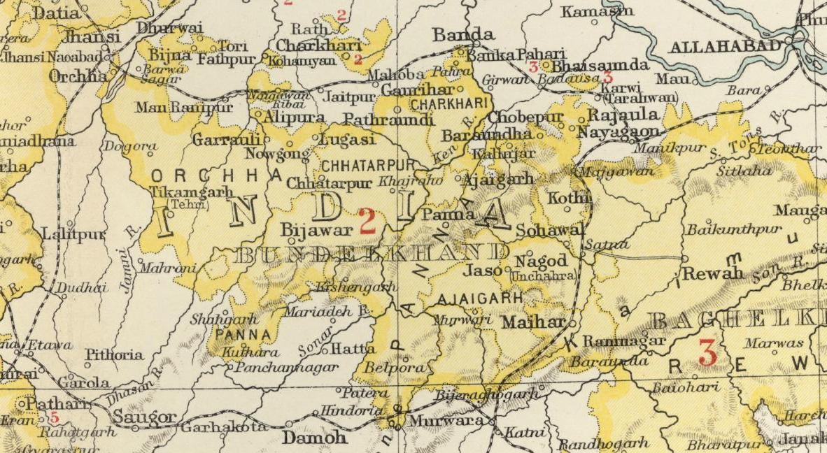 Orchha State Wikipedia