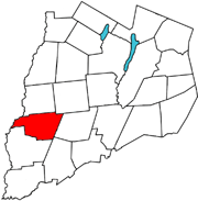 Morris (town), New York Town in New York, United States