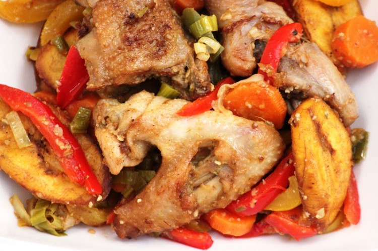 File poulet wikimedia commons for Cuisine africaine
