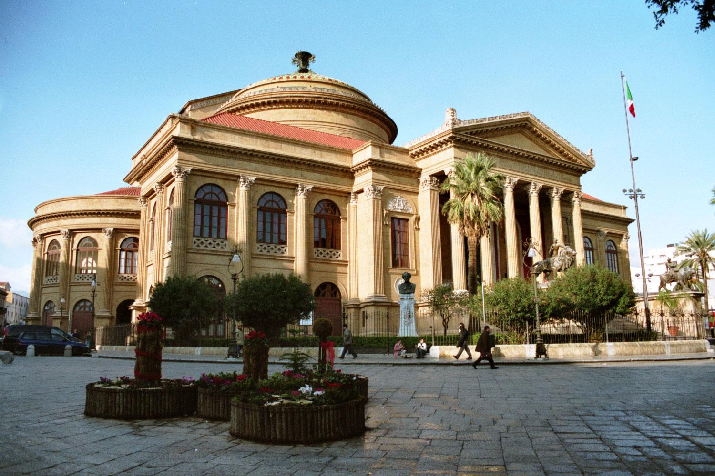 Parcheggi Centro Palermo