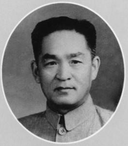 Pan Fusheng Chinese Communist revolutionary and politician