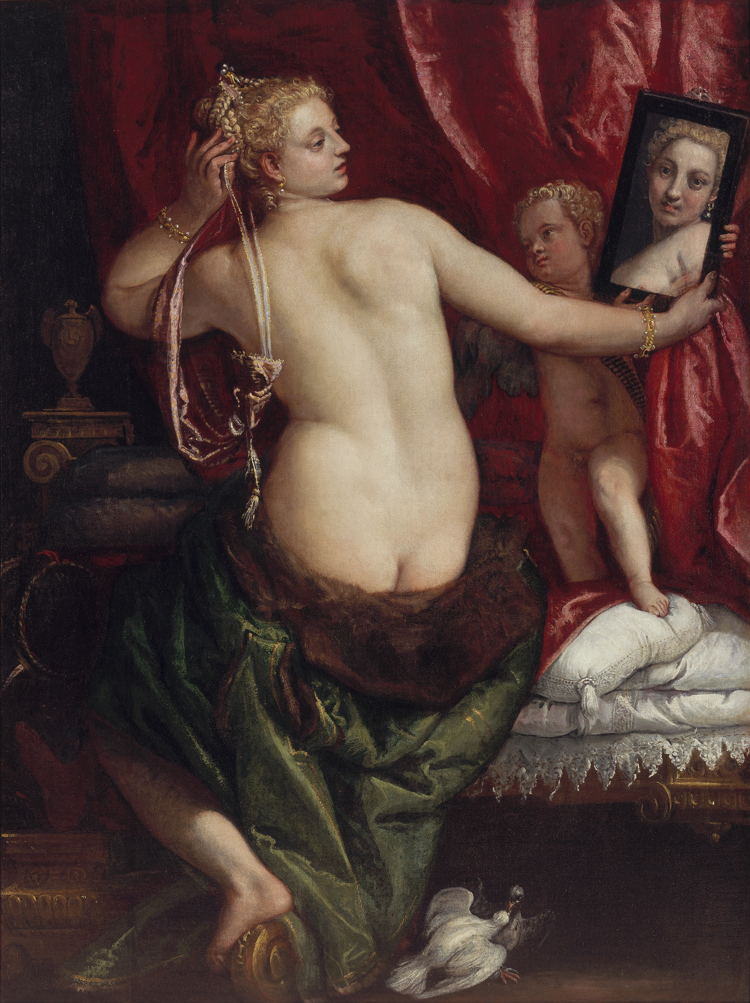 The nude in baroque and later art