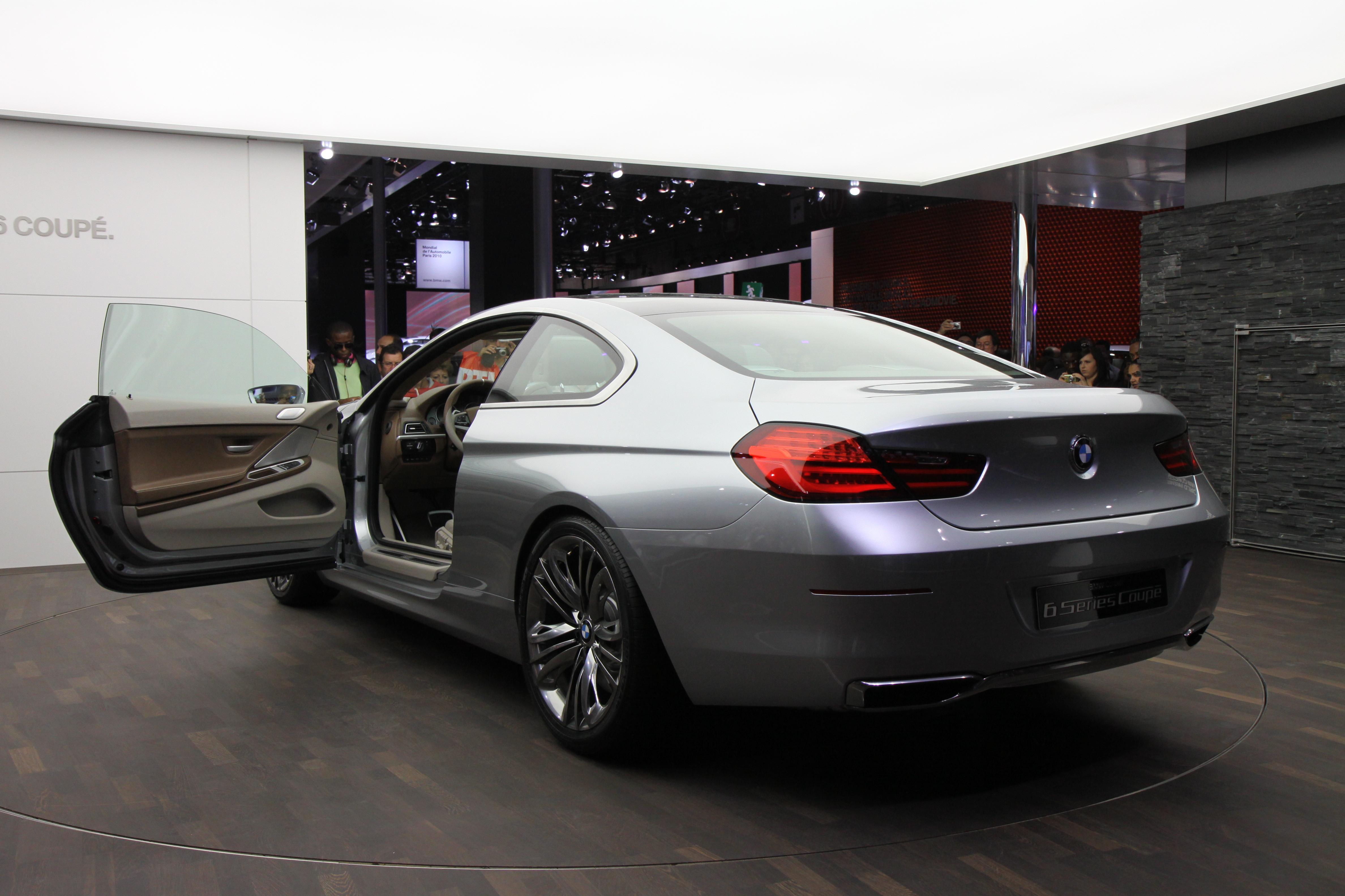 File:Paris - Mondial de l\'automobile 2010 - BMW Série 6 coupé ...