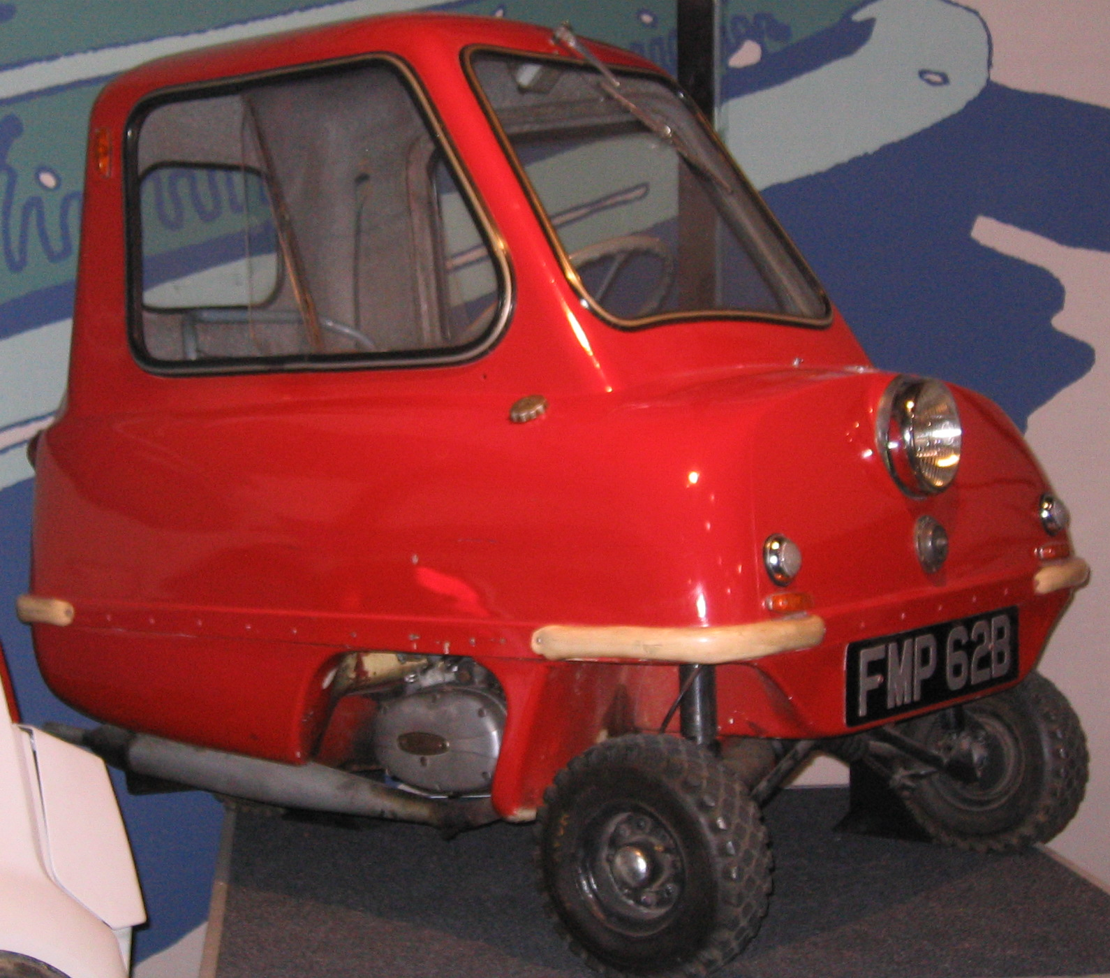 Peel P50 at Beaulieu.jpg