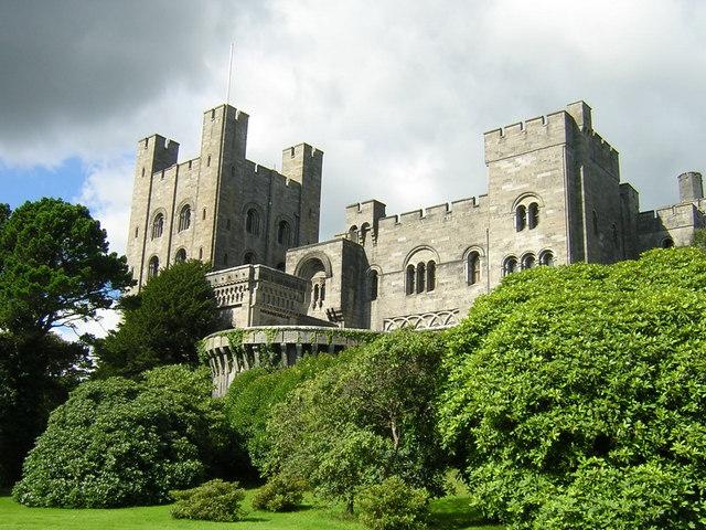 Penrhyn Castle - geograph.org.uk - 518944