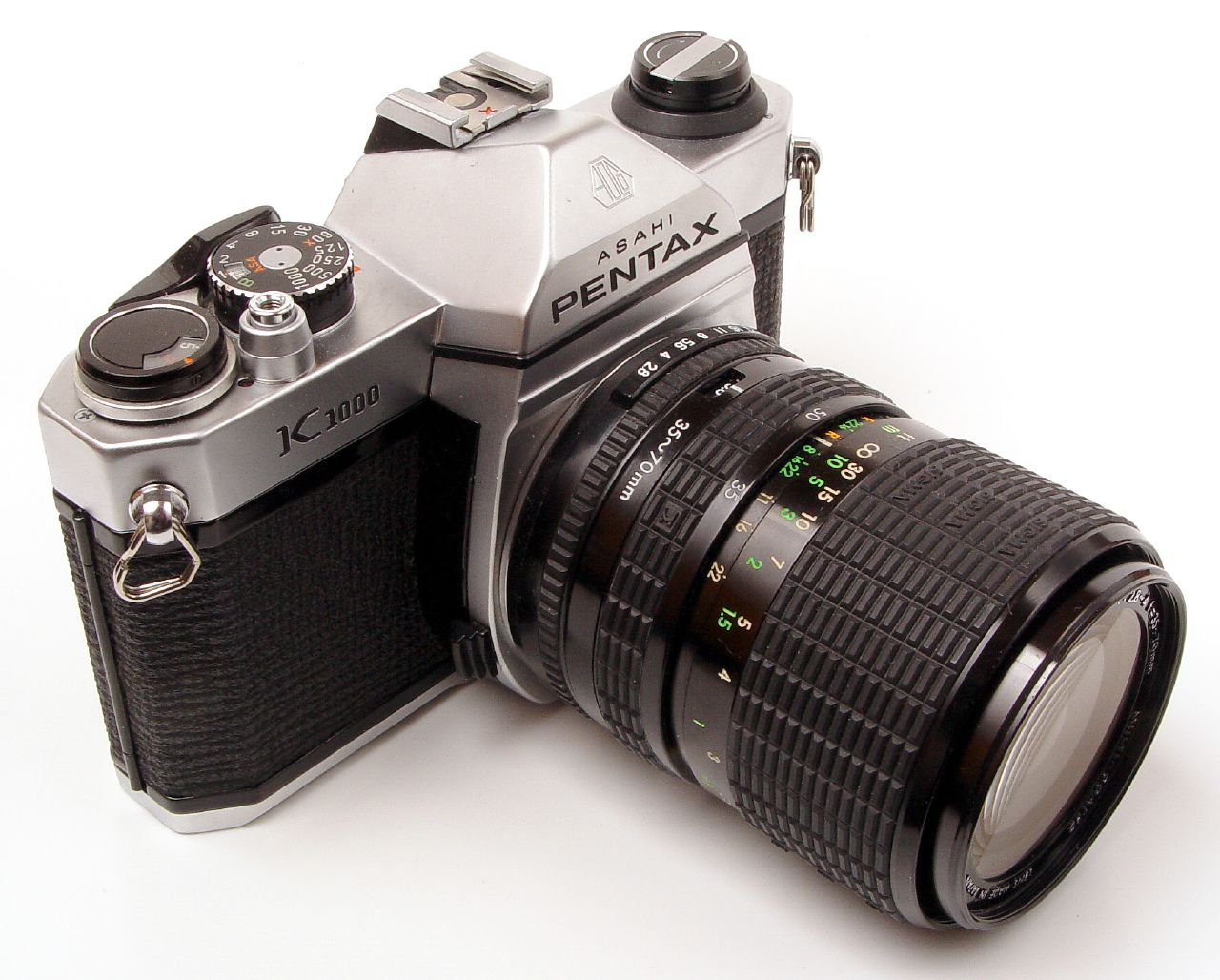 Pentax K1000 Wikipedia Video Camera Diagram Labeled Chapter 4 The