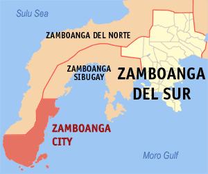 Depiction of Zamboanga