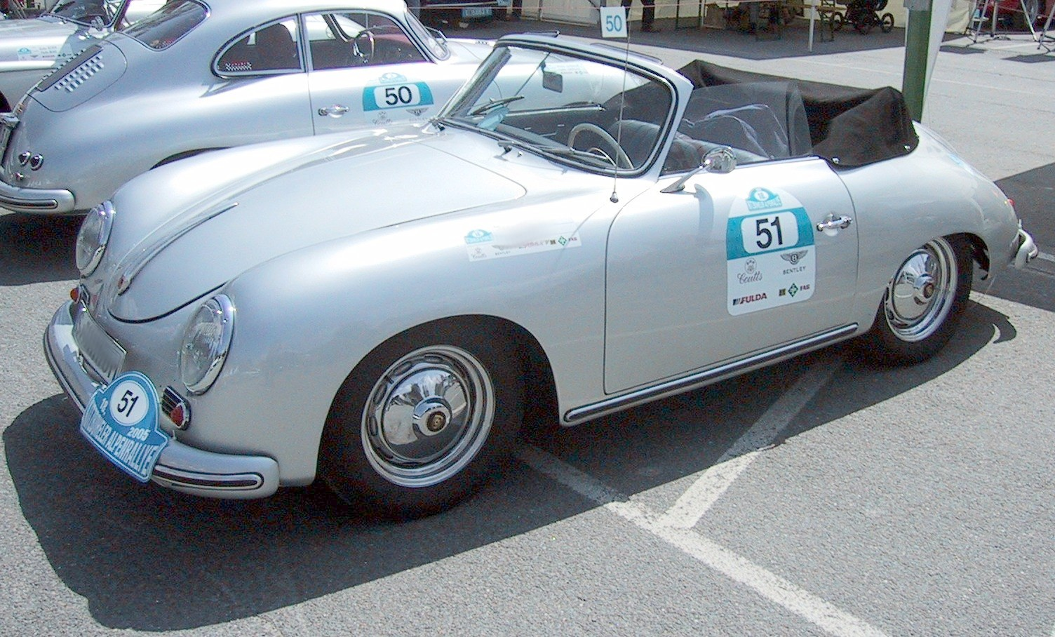 File Porsche 356 Cabriolet 1956 Jpg Wikimedia Commons