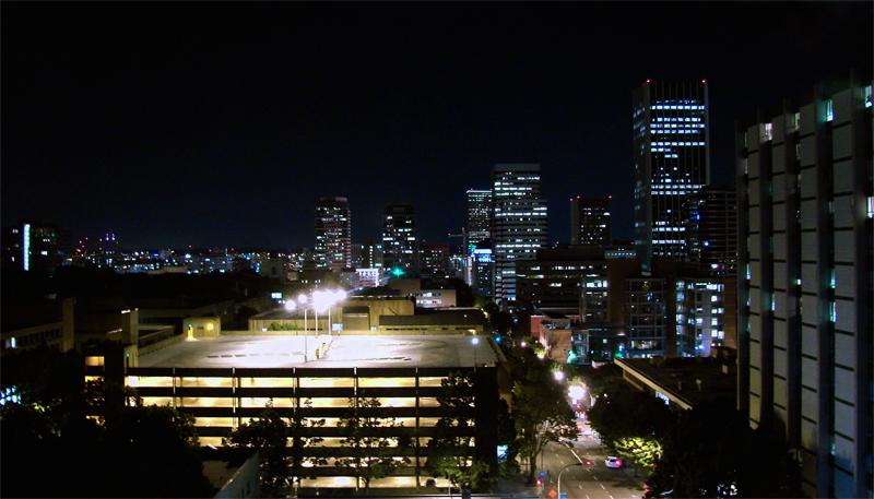 Portland State University Pnt Building
