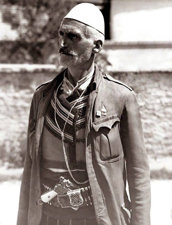 Albanian revolt of 1911