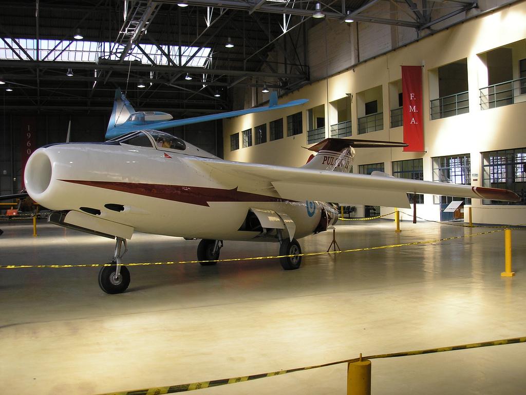 FMA I.Ae. 33 Pulqui II