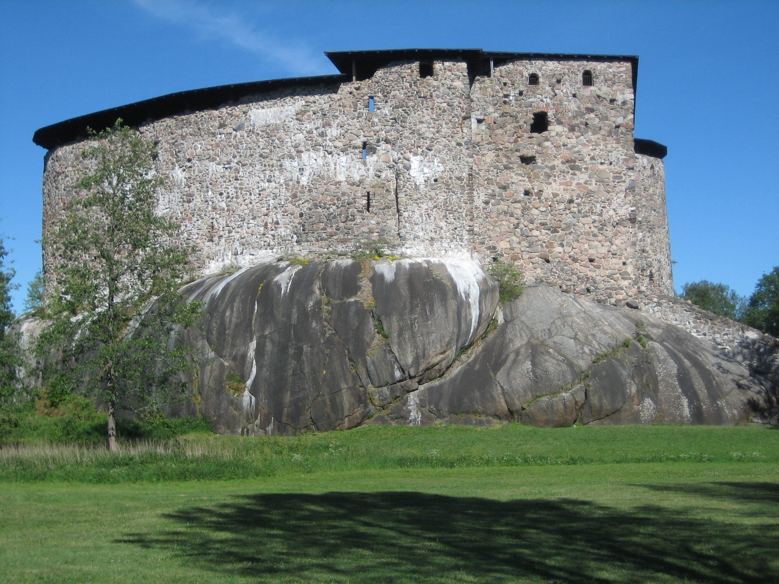 File Raseborg Castle Raaseporin Linna In Tammisaari Ekenäs Finland Jpg Wikimedia Commons