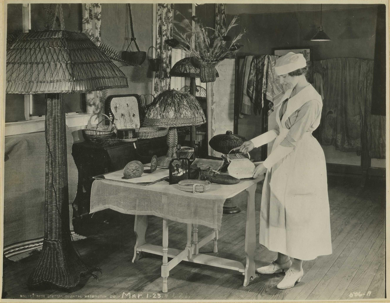 Depiction of Terapia ocupacional
