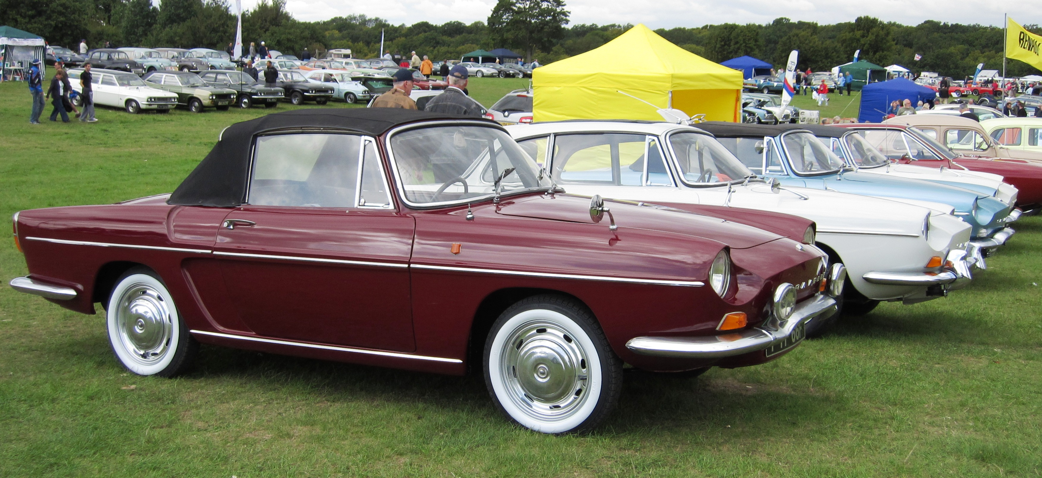 1968 renault caravelle for sale