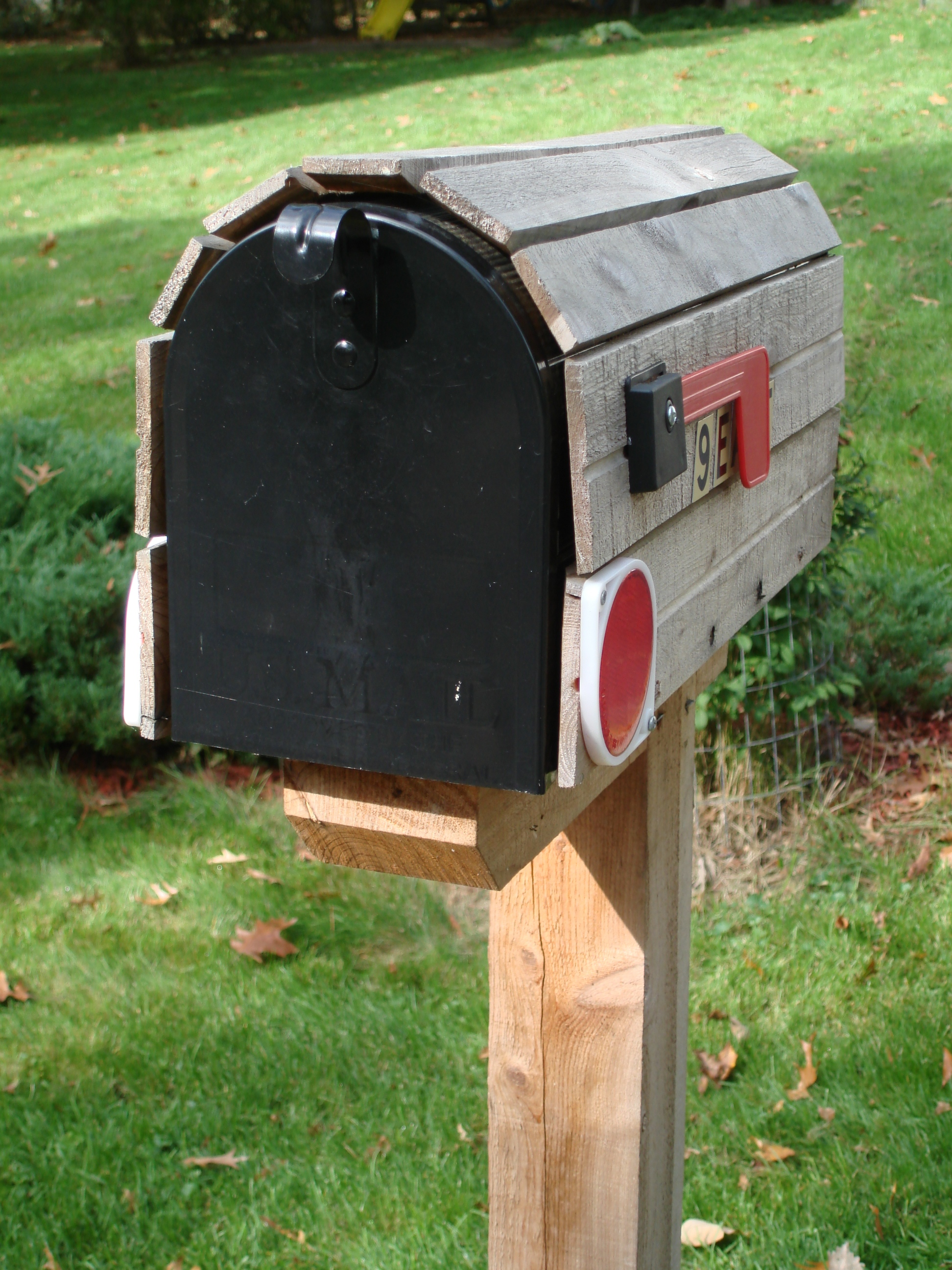ideas for repurposing mailbox community
