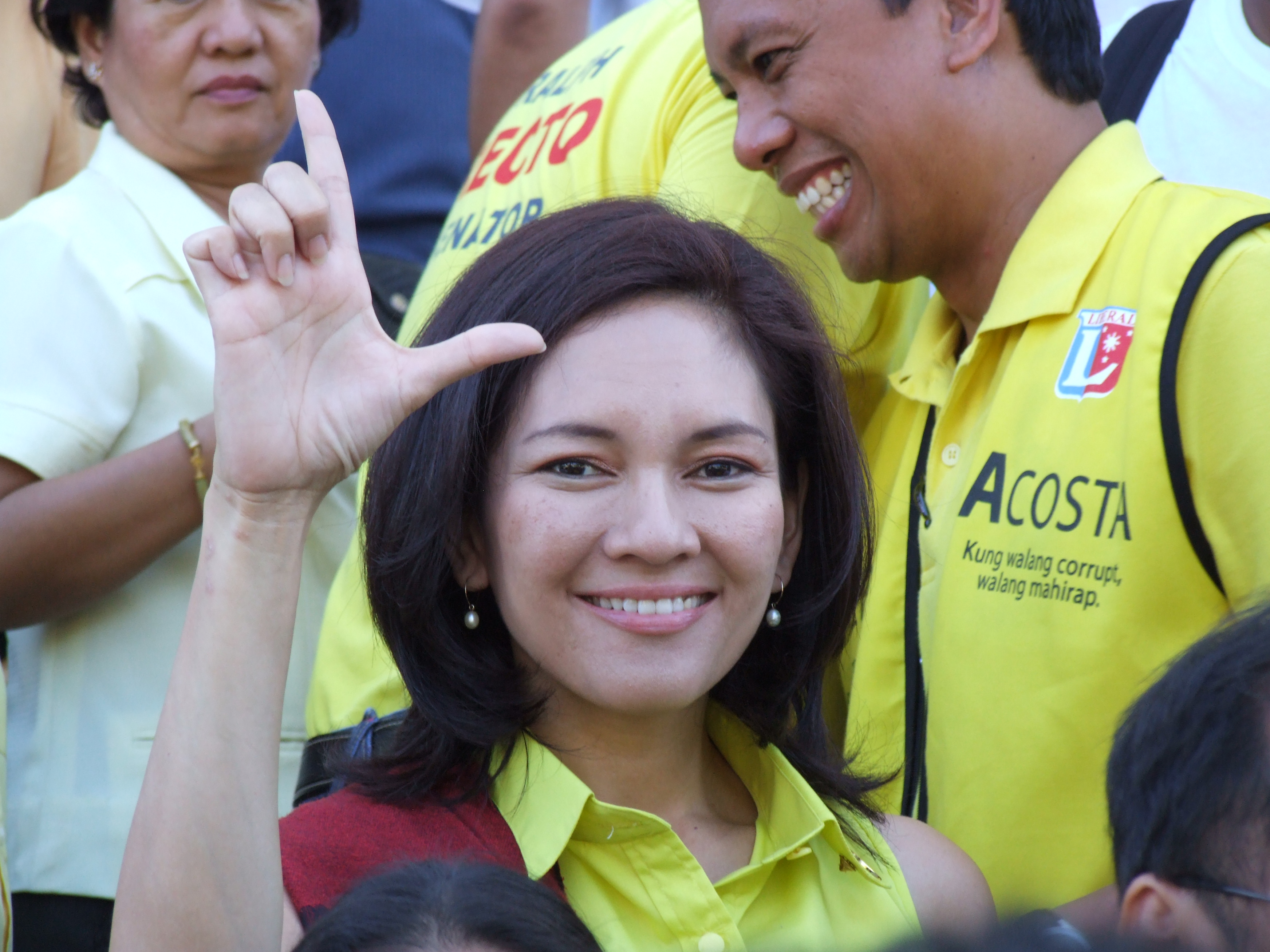 Risa Hontiveros - Wikipedia, the free encyclopedia