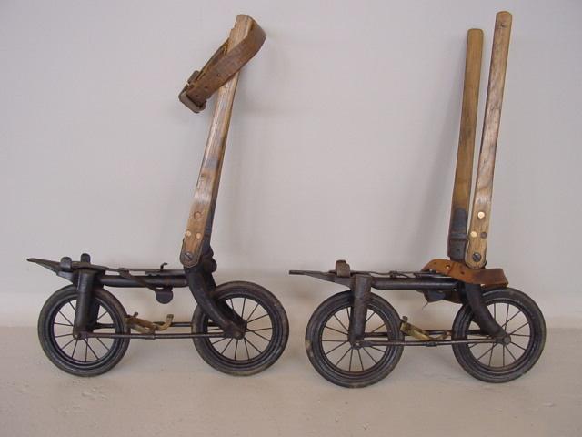 Ritter rolschaatsen ca 1898