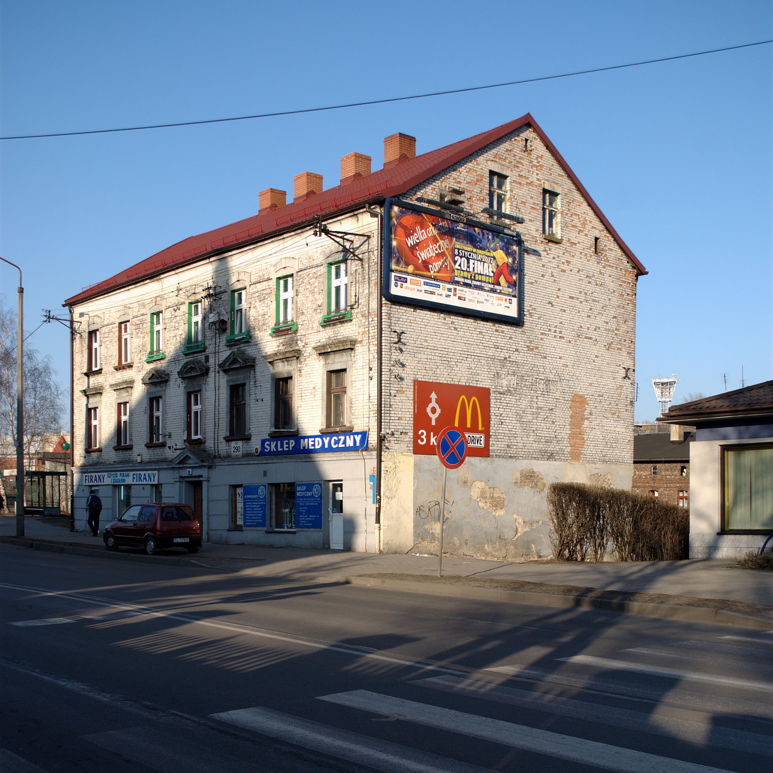 Fileruda śląska 1 Maja 290 Dsc 7261jpg Wikimedia Commons