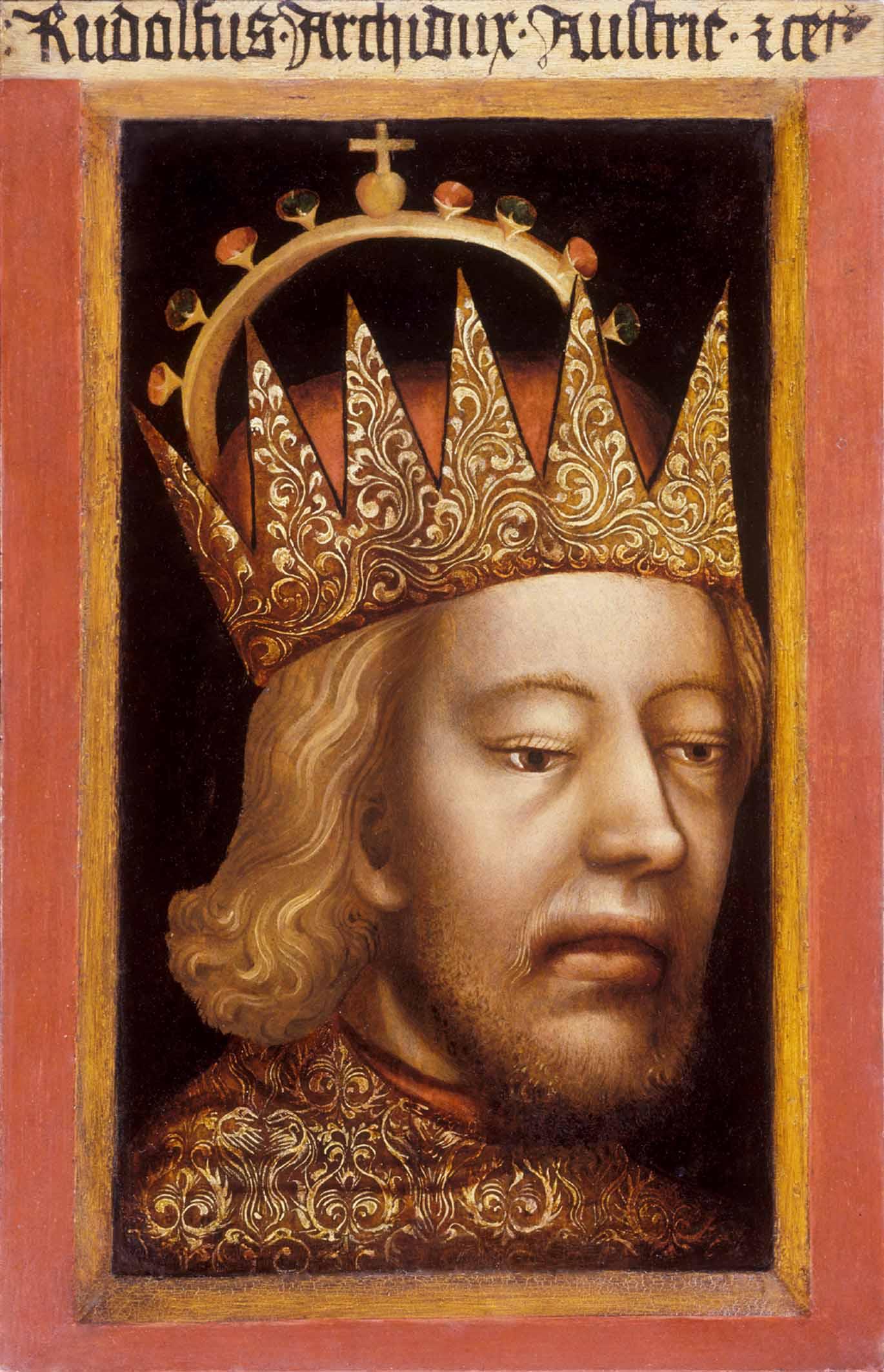 Rudolf IV Założyciel