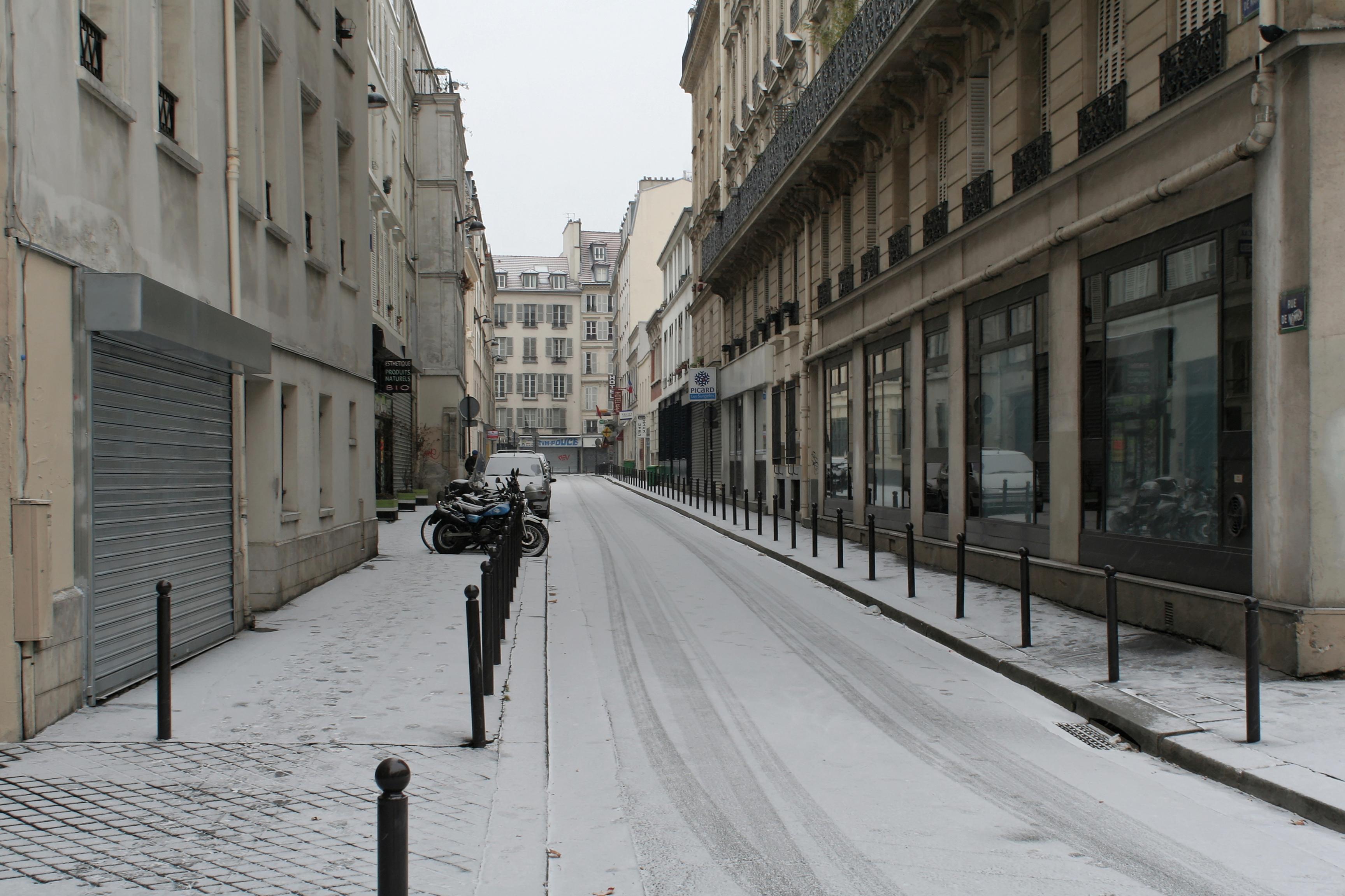 Rue De Nancy Mapio Net