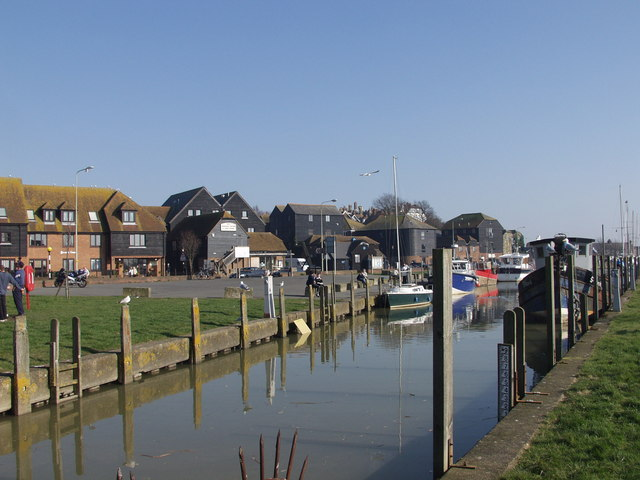 Rye Harbour - geograph.org.uk - 360957