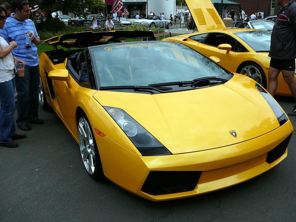 Image Result For Wallpaper Yellow Lamborghini Gallardo Spyder