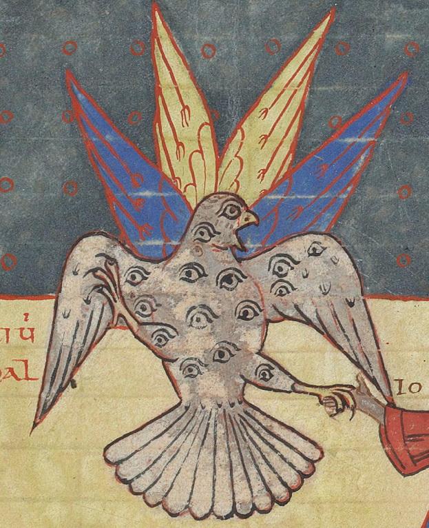 Прототип Печати Антихриста, но со знаком плюс