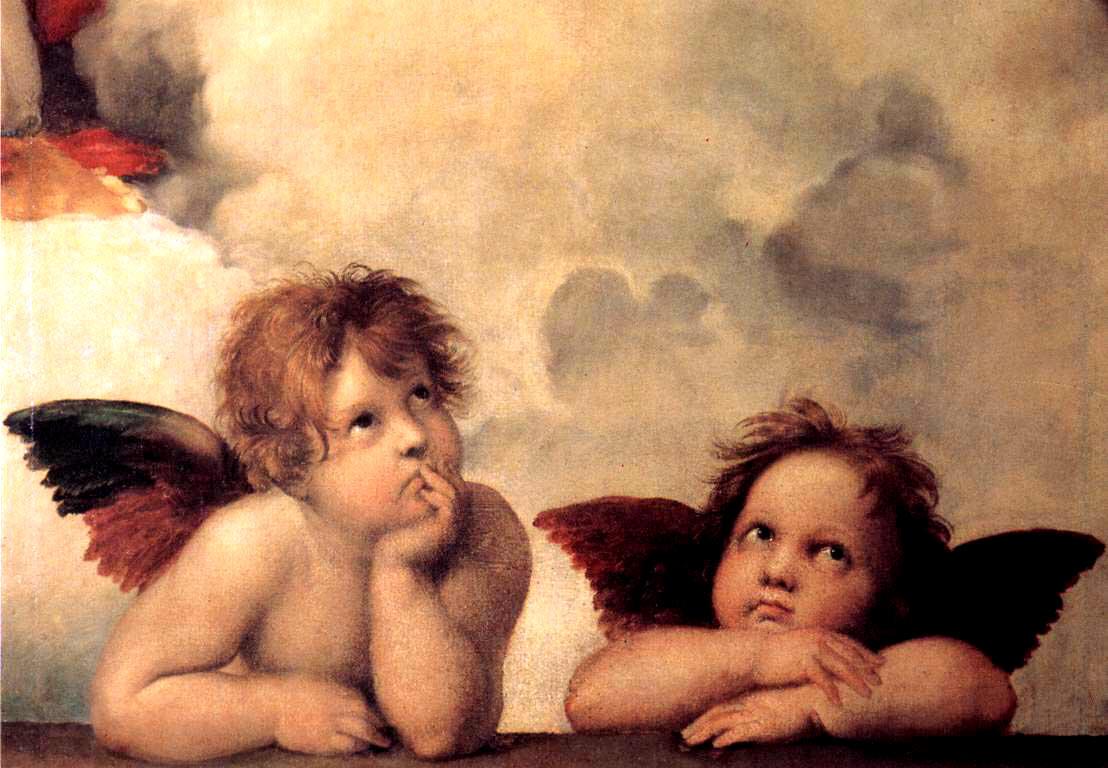 Самые няшные картины в истории живописи