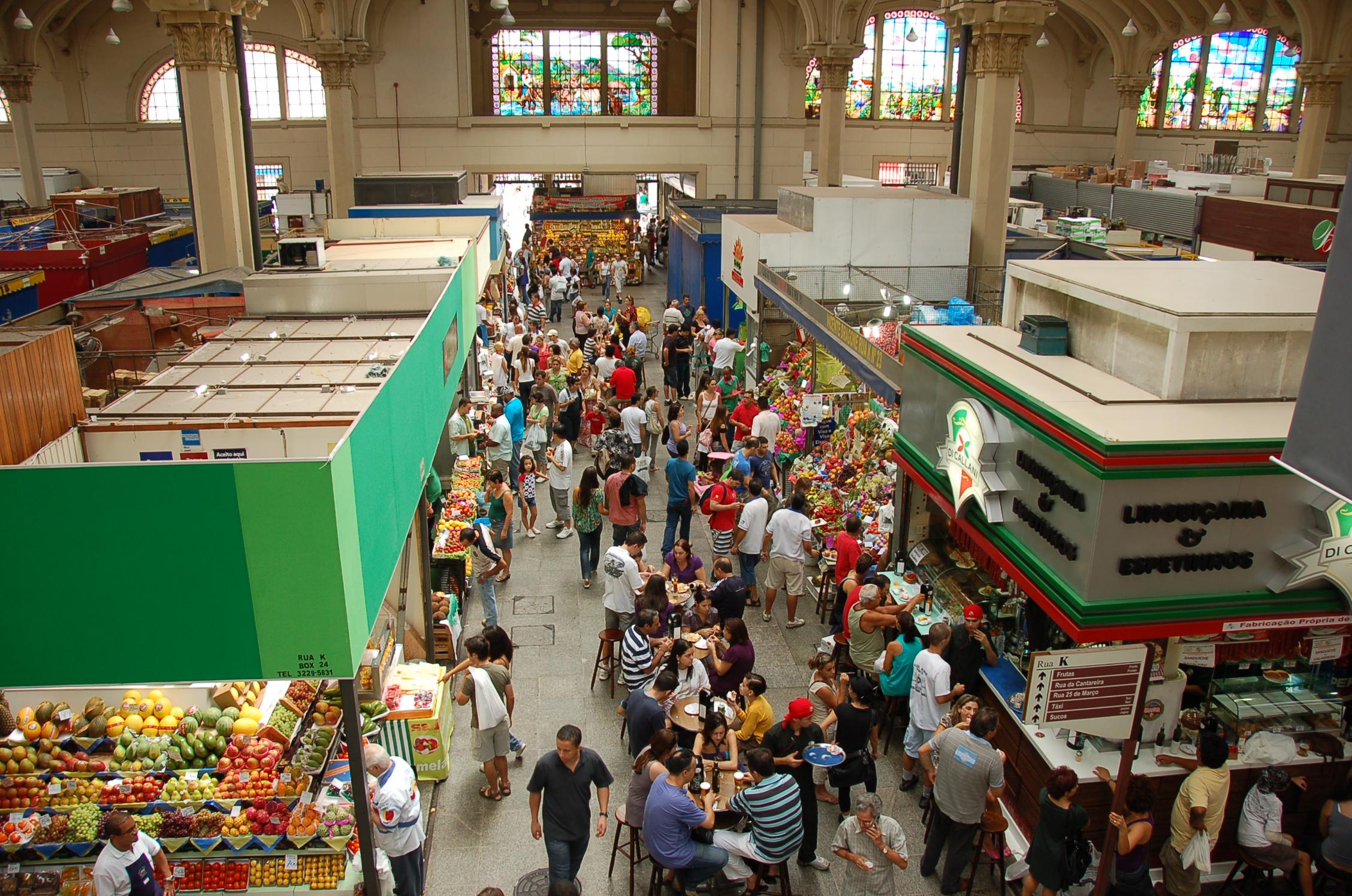 Food Market El Born