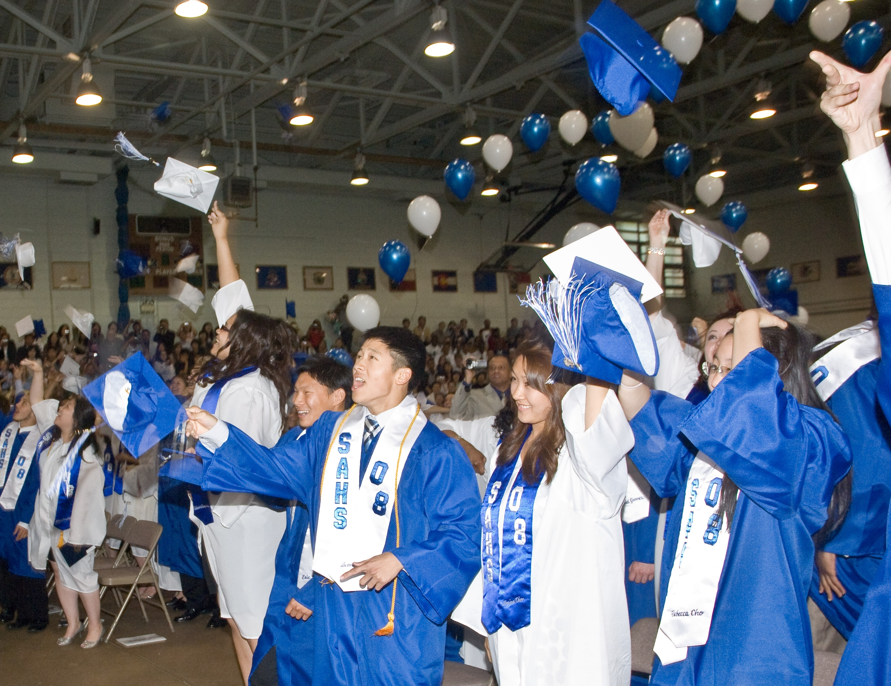 Seoulamericanhighgraduation