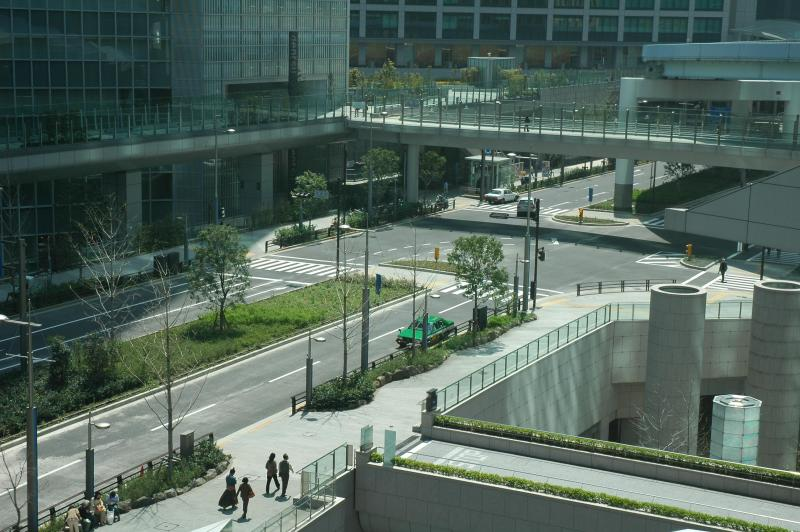 Tokyo Shiodome Travel Guide At Wikivoyage