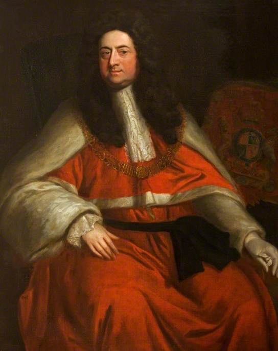 Sir Robert Eyre