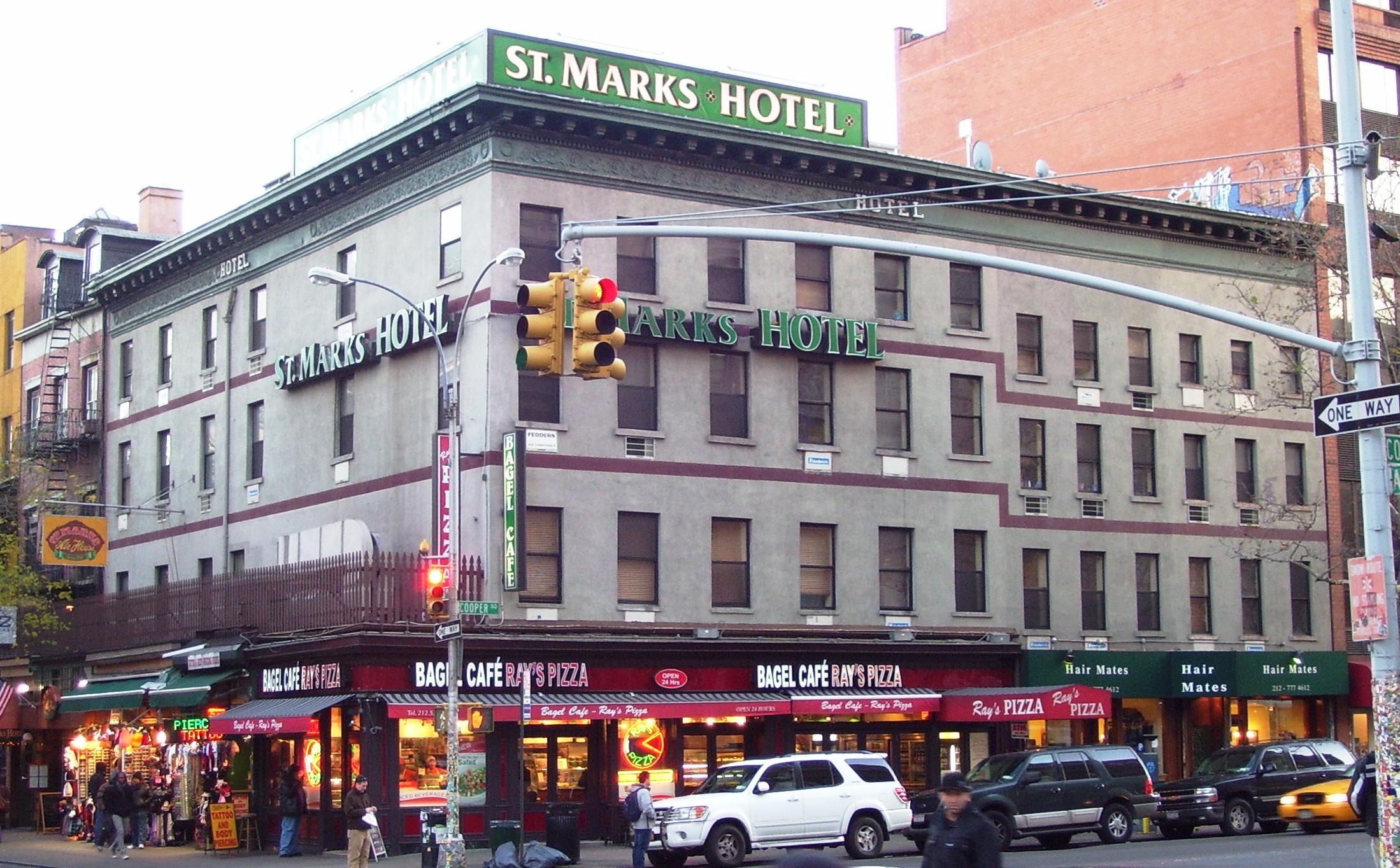 Hotel St Street New York