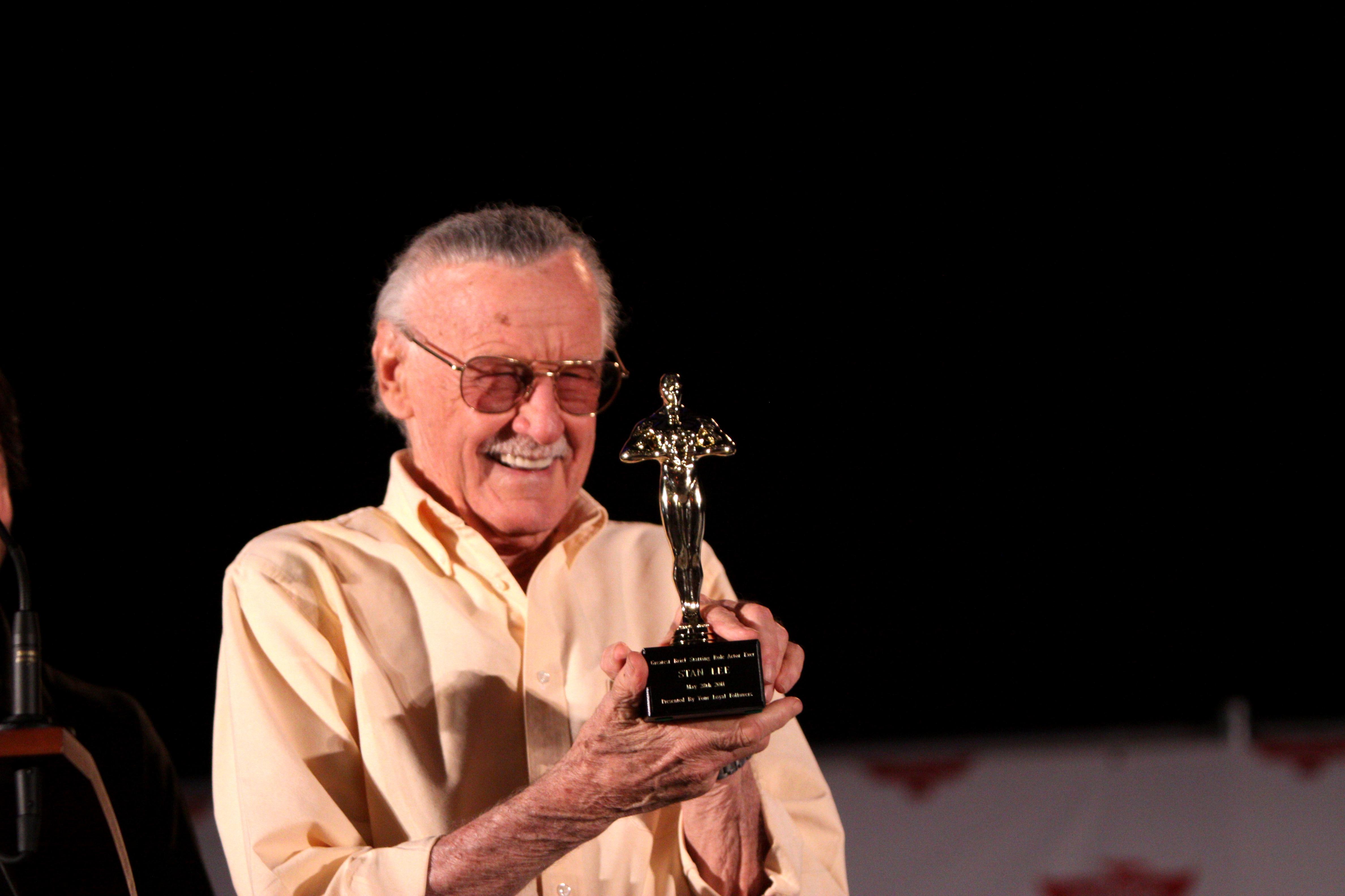 Stan Lee tot