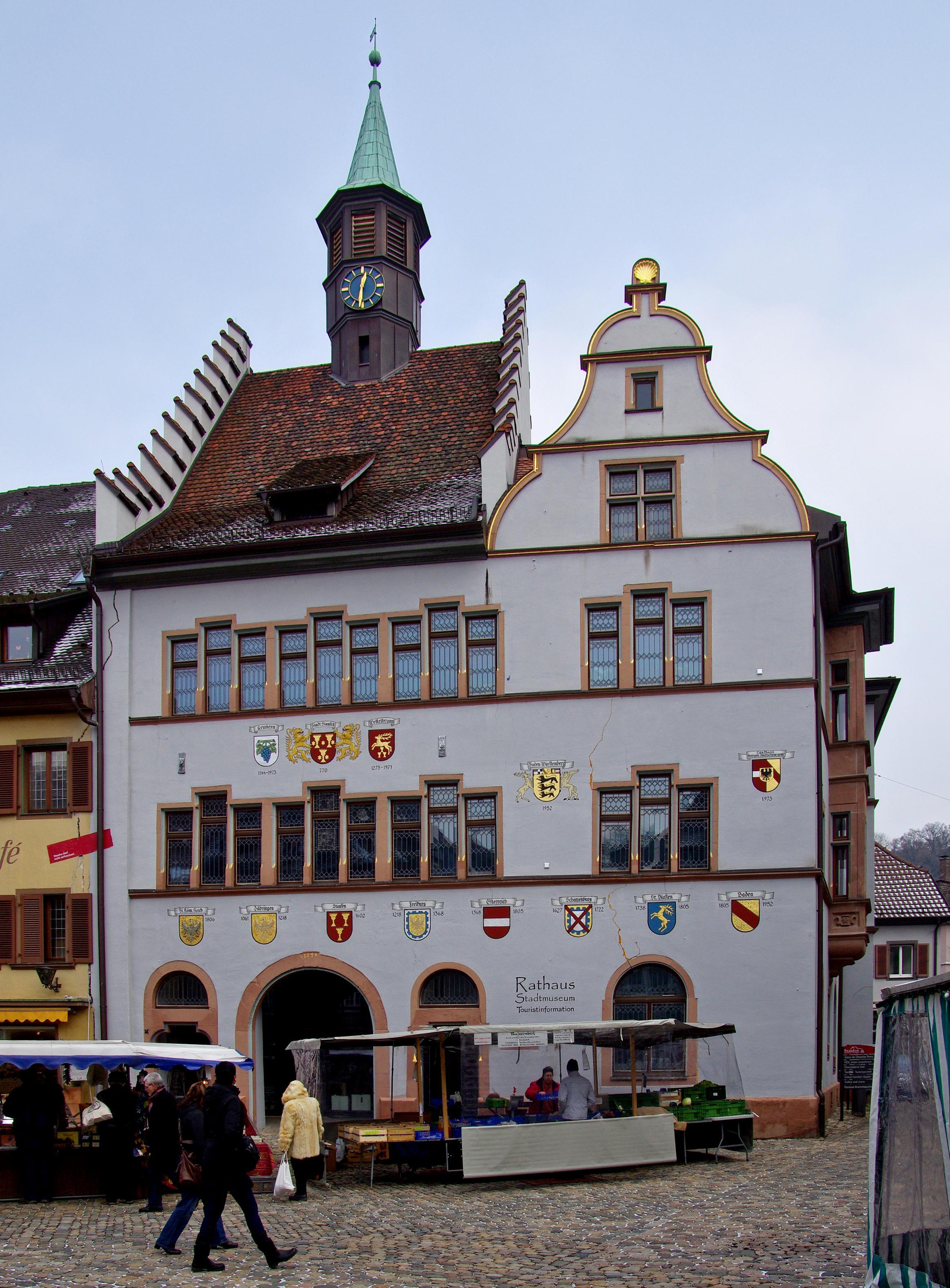 Staufen im Breisgau Kaltwintergarten