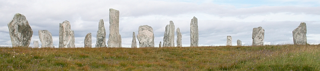 File:Stones on the Horizon - geograph.org.uk - 563080.jpg
