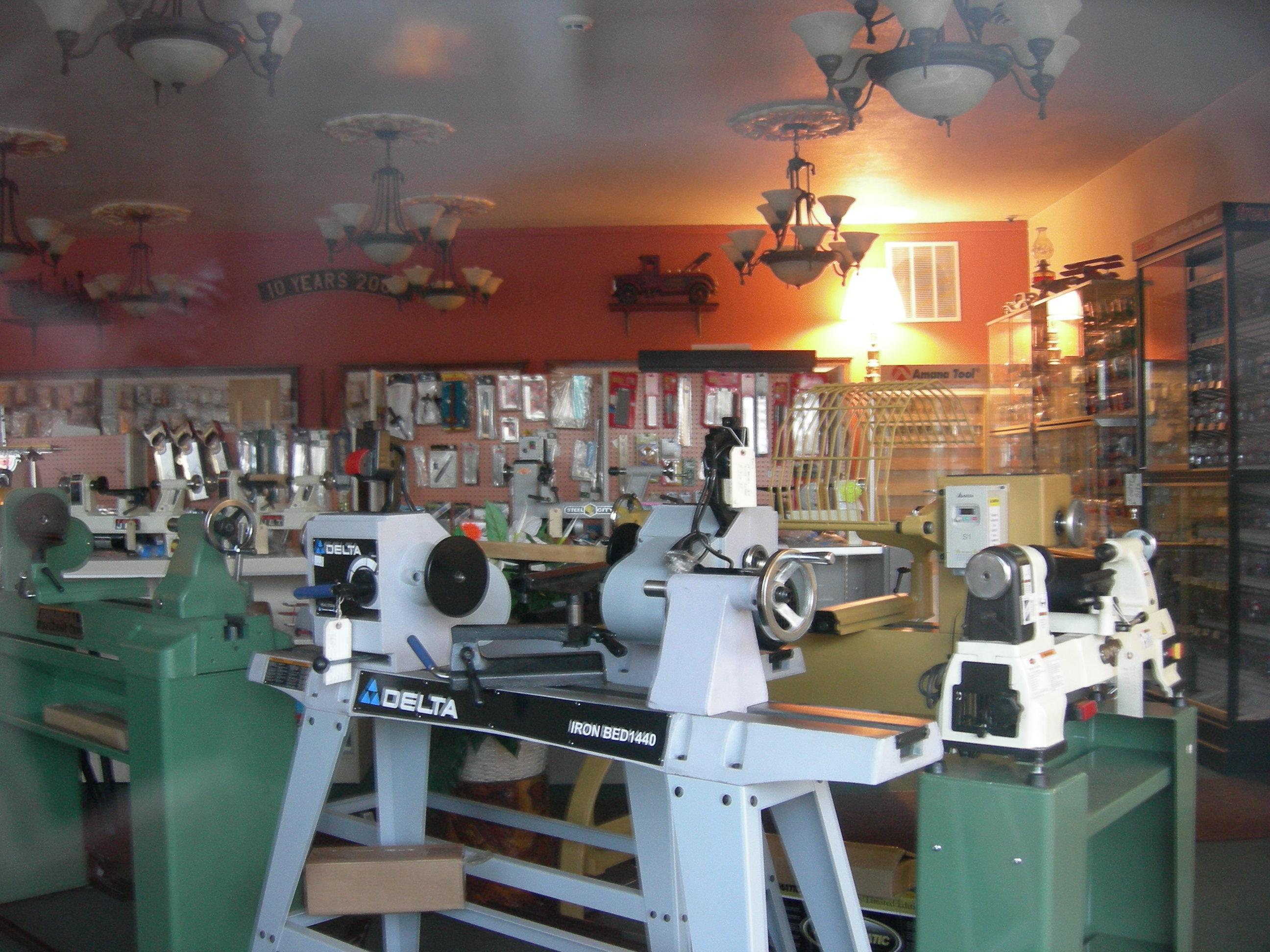 sumner woodworking store