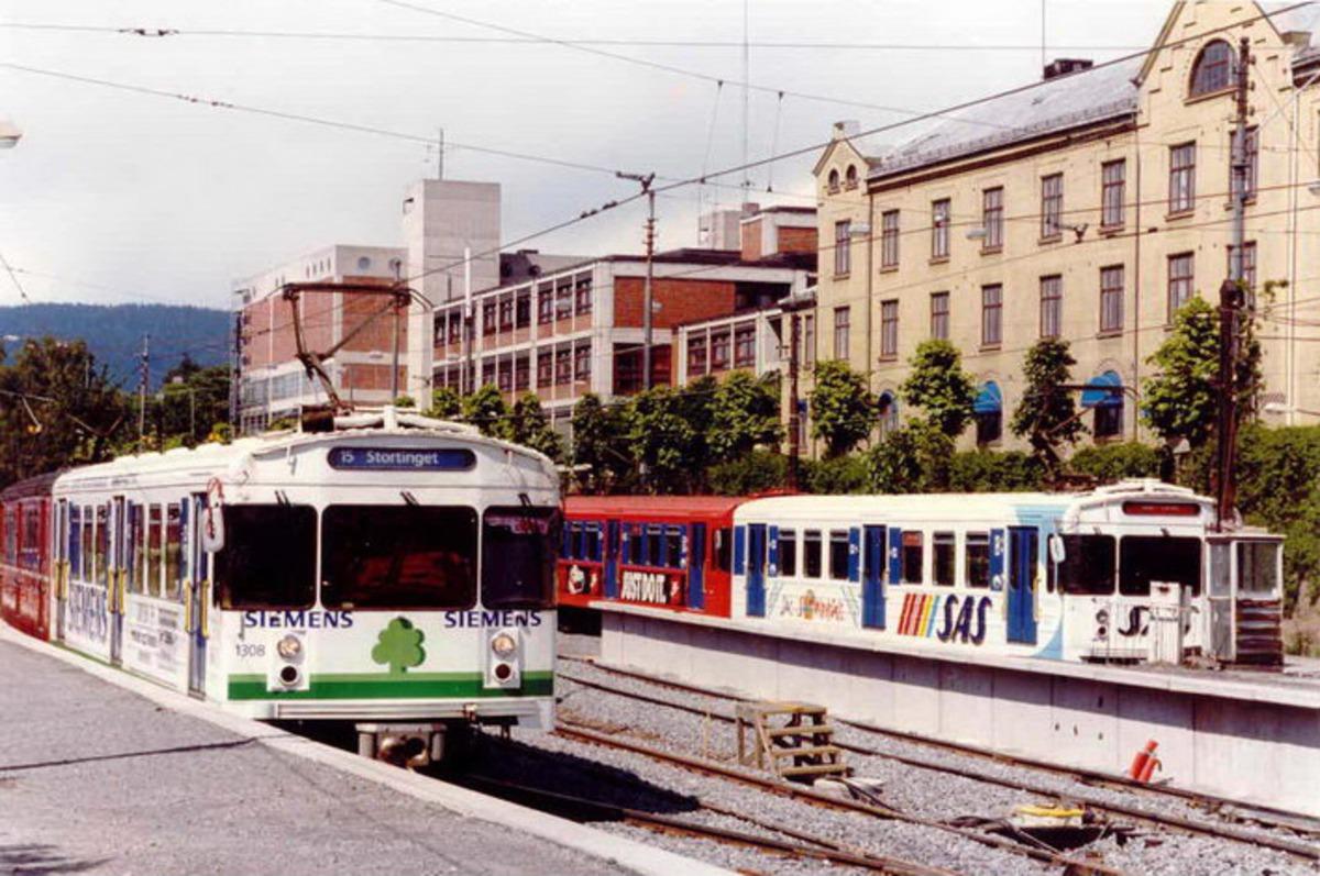 nye t bane kart T banen i Oslo – Wikipedia nye t bane kart