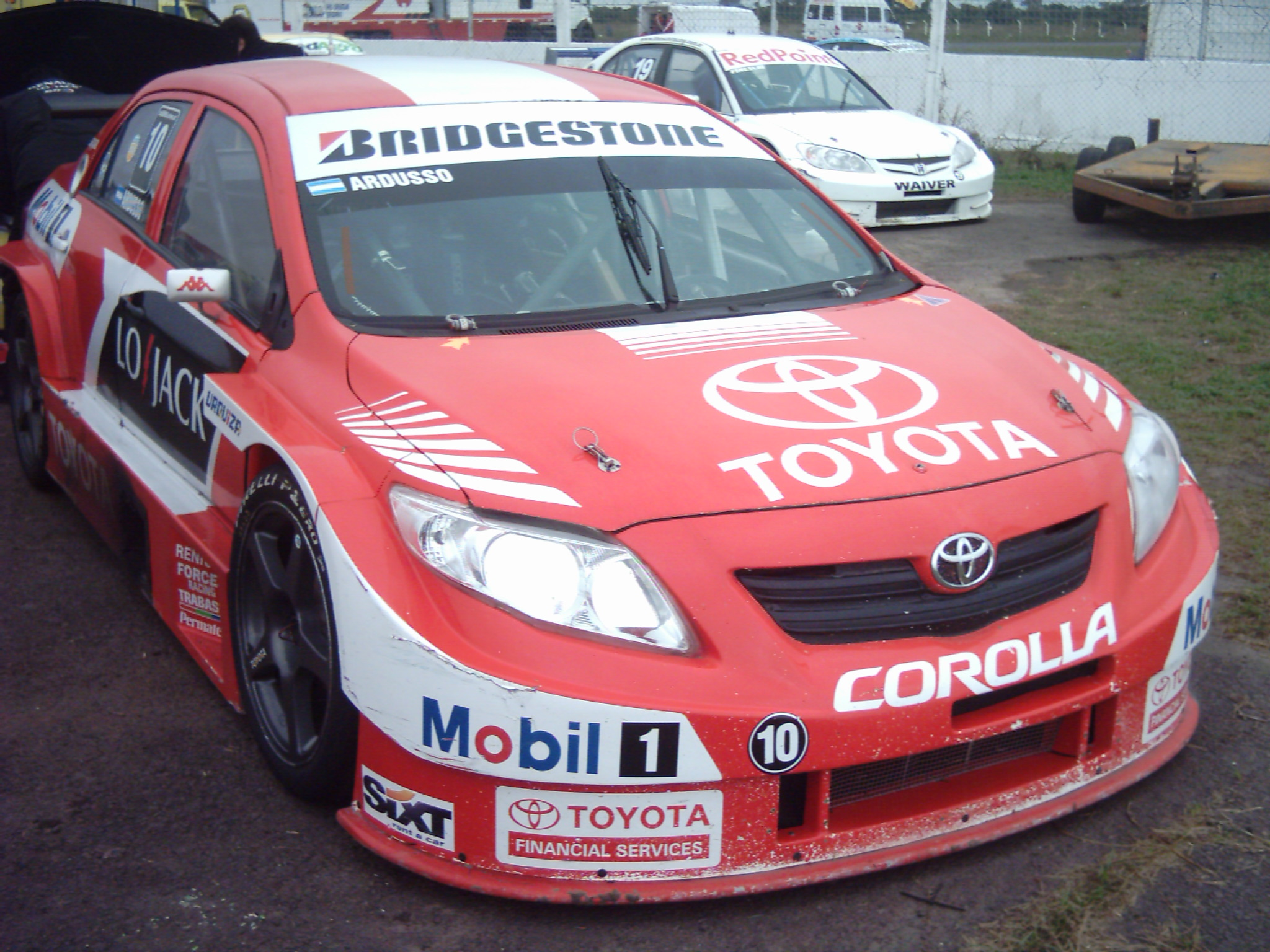File:TC 2000 Toyota Corolla 2010 JPG - Wikimedia Commons