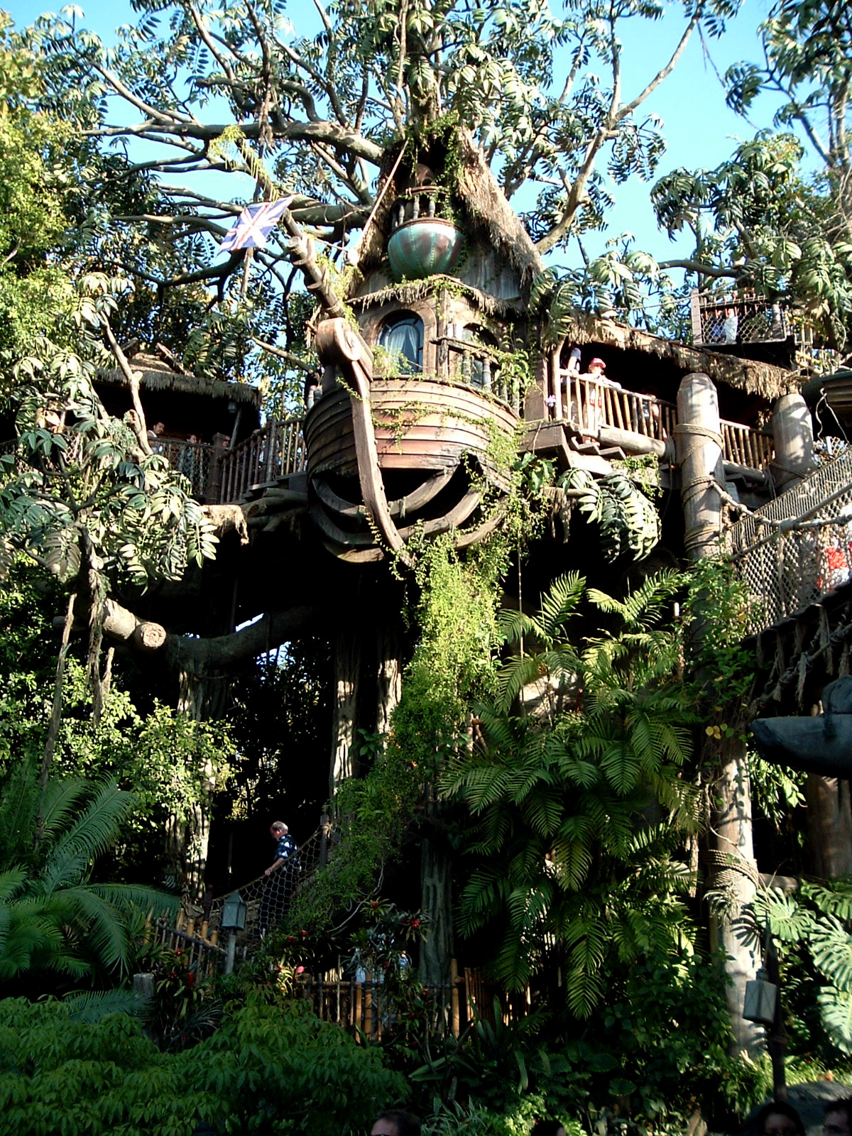 File Tarzan 39 S Treehouse Sunset Jpg