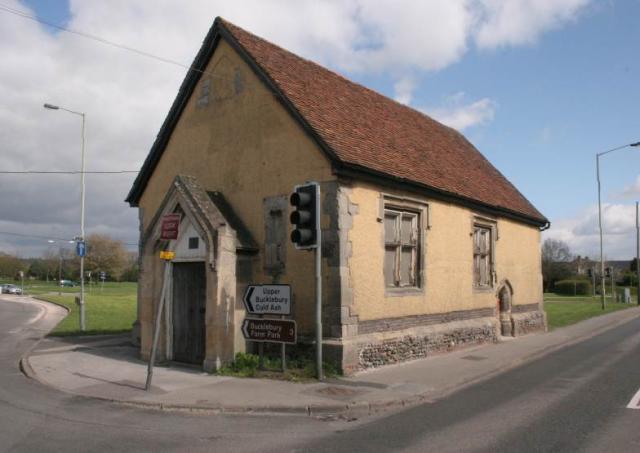 Old Bluecoat School, Thatcham