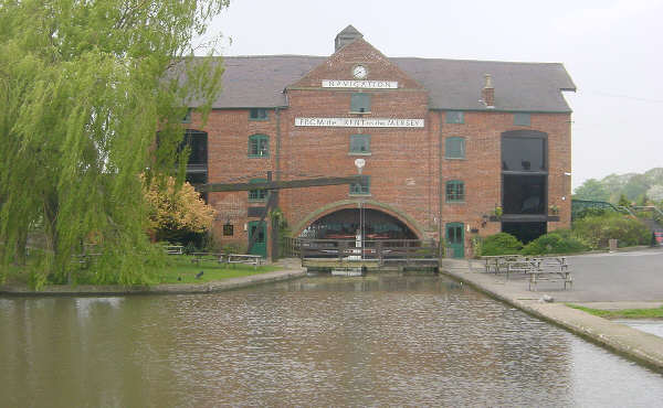 The Clock Warehouse, Shardlow - geograph.org.uk - 3861