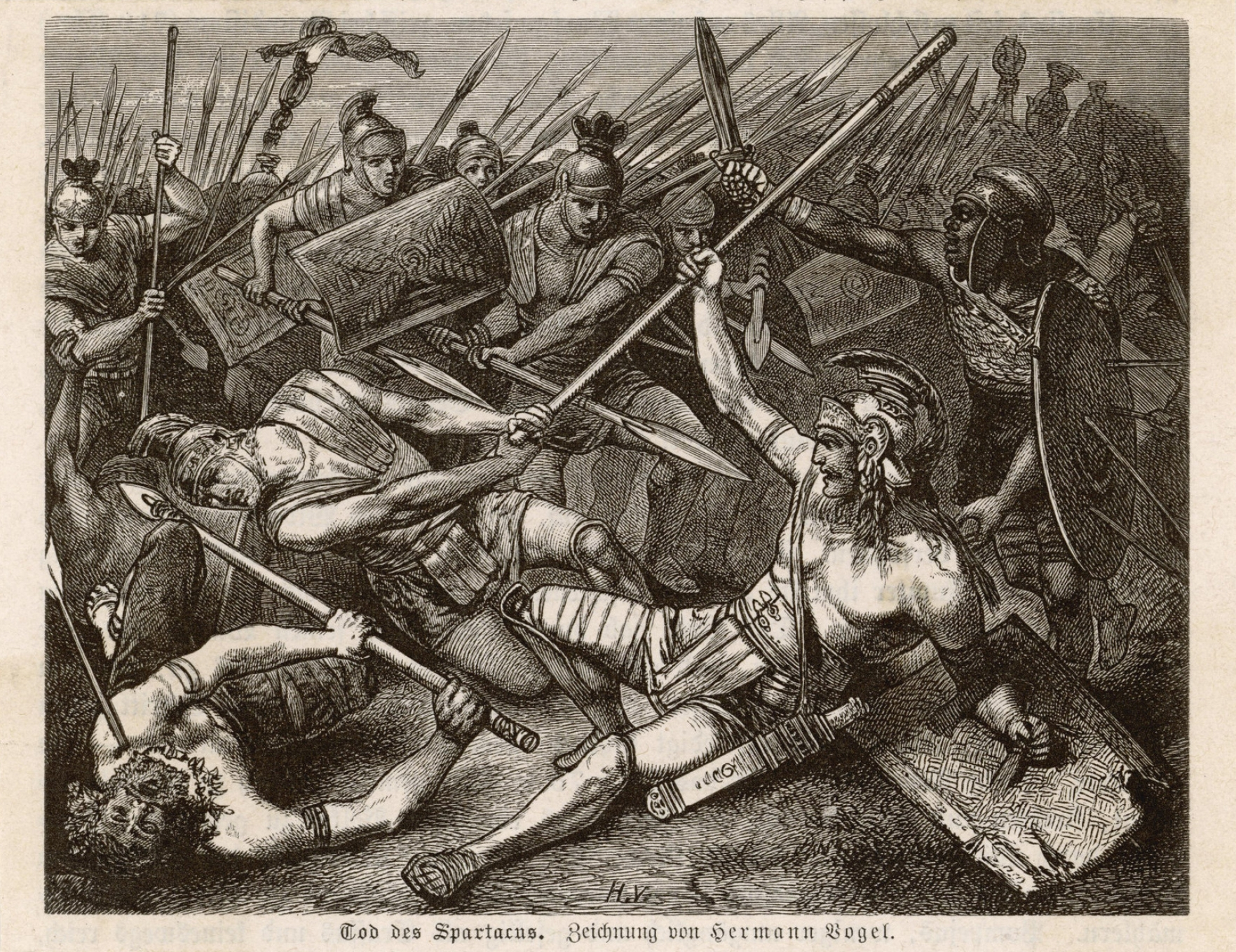 Death of Sparticus