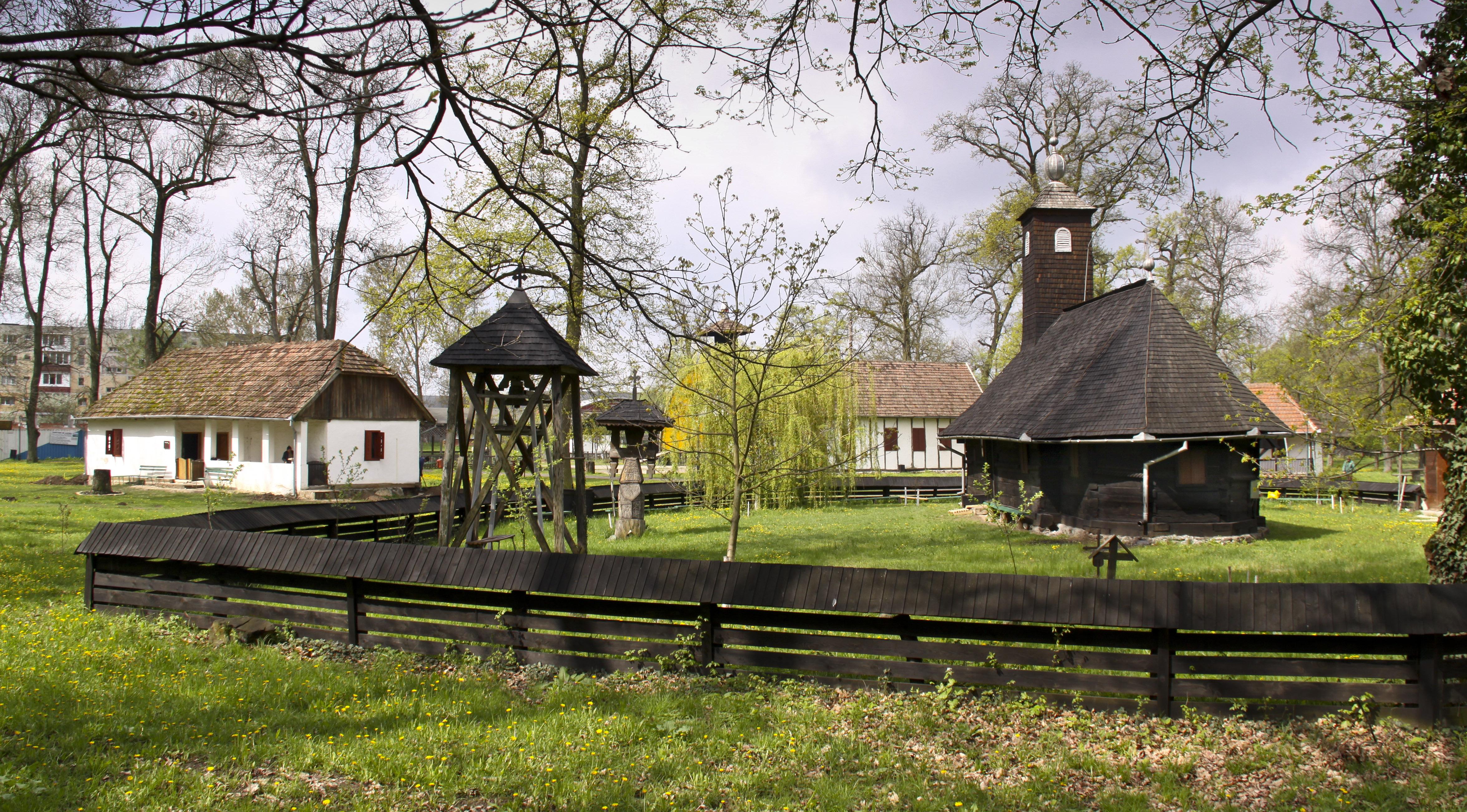 Banat Village Museum - Timisoara