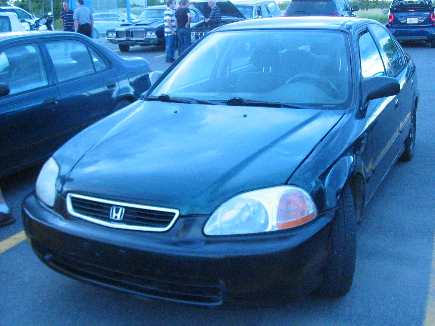 File Tuned 96 98 Honda Civic Sedan Auto Classique