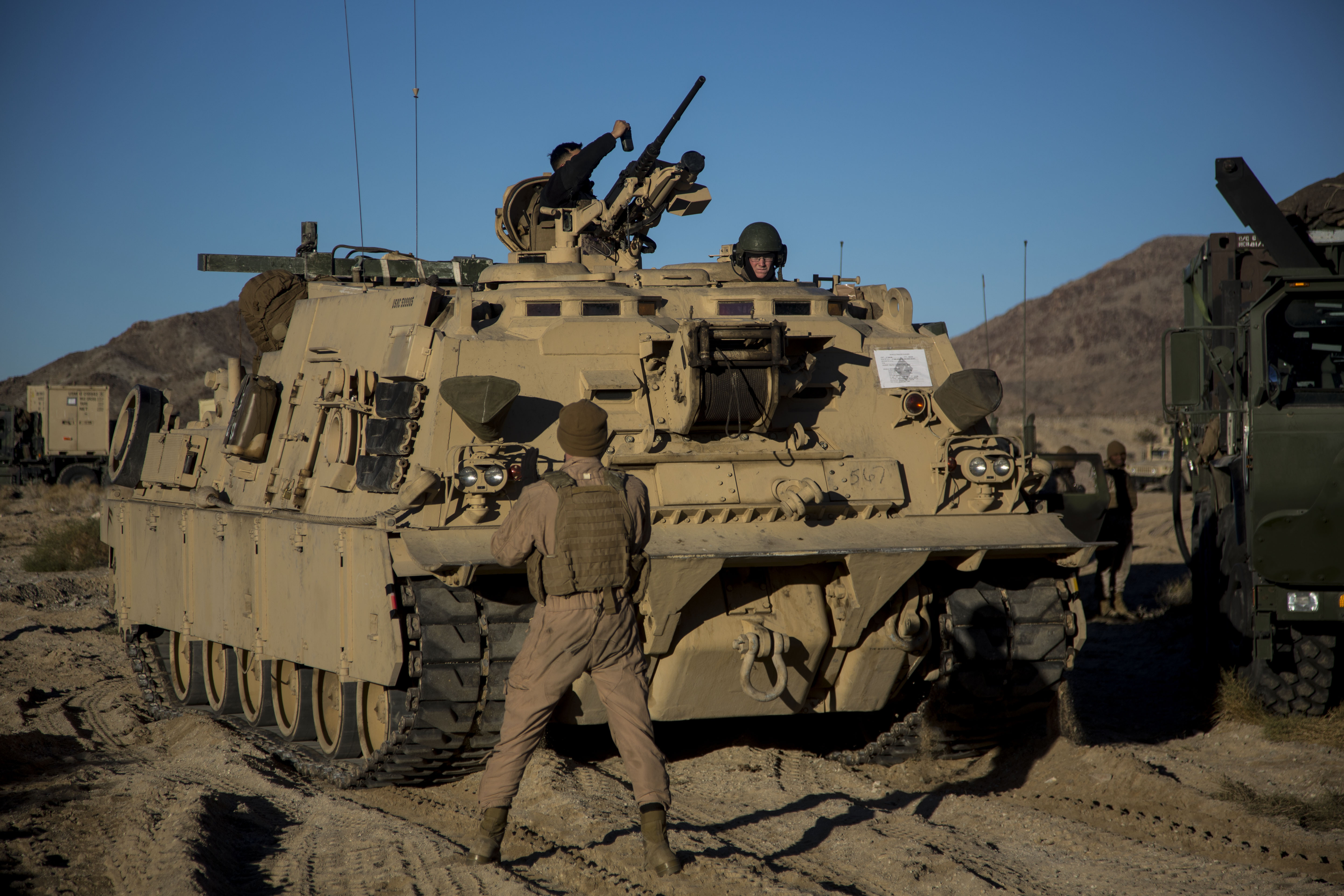 File:U.S. Marine Corps Cpl. Jonathan Miller, a tank ...